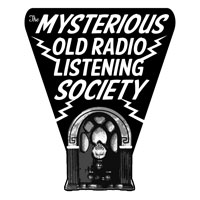 Podcast Series The Mysterious Old Radio Listening Society
